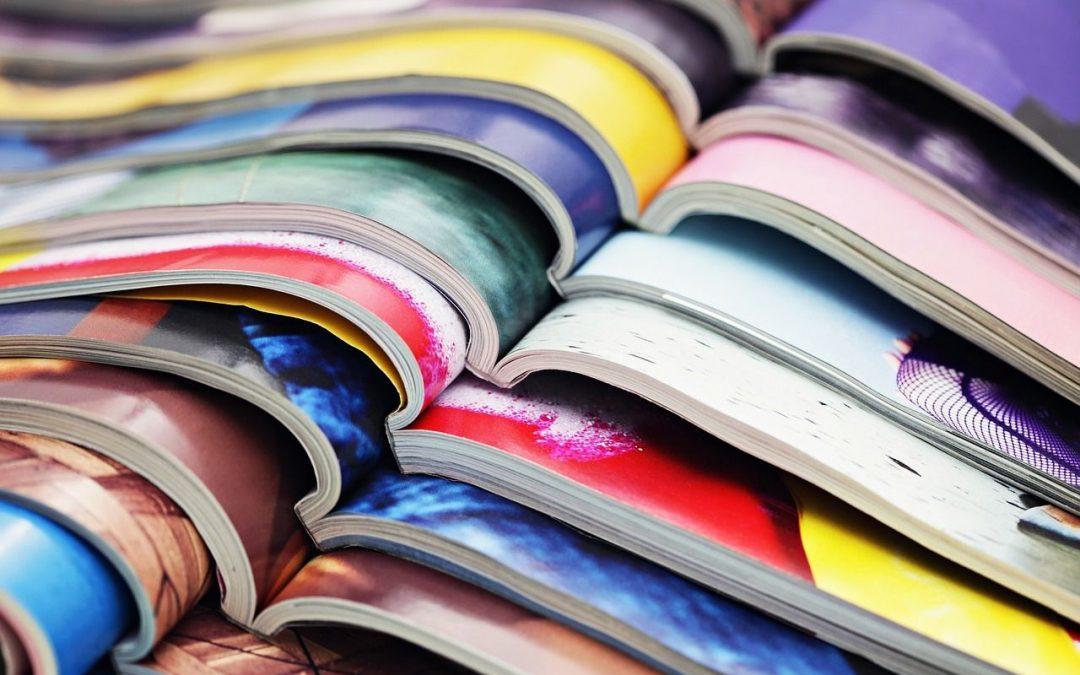 Tiparire reviste